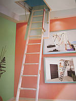 Чердачная лестница Факро (FAKRO) LTK Termo 70х120