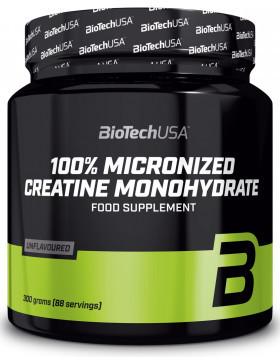 BioTech USA 100% Creatine Monohydrate 300g