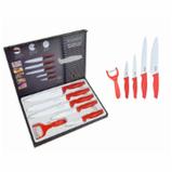 Набор ножей в подарочной упаковке  Royalty Line RL-MB5R 6 шт, фото 2