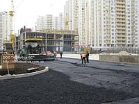 Асфальтирование стройплощадок в Вышгороде
