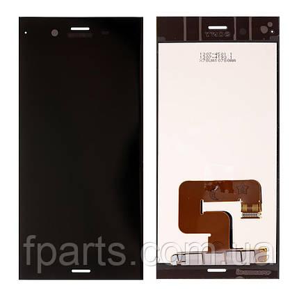 Дисплей для Sony Xperia XZ1 G8342, G8341 с тачскрином (Black), фото 2