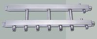 Распределительный коллектор на 3 выхода вниз HidroMix