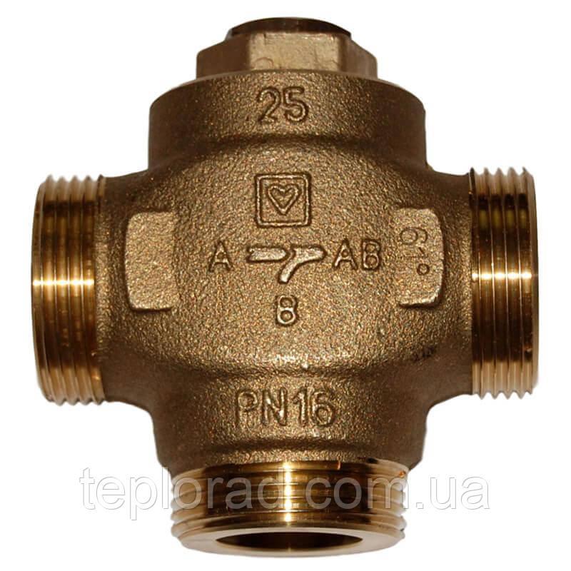 Термосмесительный клапан HERZ Teplomix DN 25 1 1/4 НР (1776613)