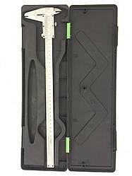 Штангенциркуль AL-FA ALS 300 мм (пластиковий кейс)