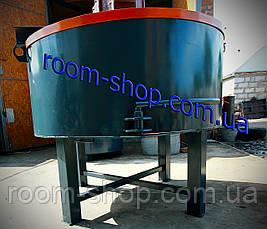 Бетоносмеситель (бетономешалка,) планетарно-роторный объемом 500 л., фото 2