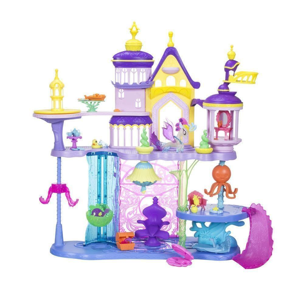 Игровой набор Hasbro My Little Pony Морской замок Кантерлот C1057