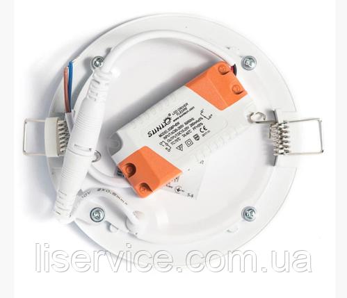 Драйвер для LED светильника даунлайта 6w 260mA Sunle, фото 2