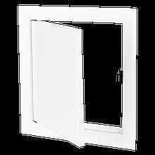 Ревизионная дверца ДМ 400*400 металл Вентс