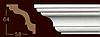 Карниз 2-0642, есть гибкий вариант