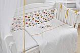 Детская постель Twins 3D Funny Stars 8 элементов, фото 3