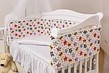 Детская постель Twins 3D Funny Stars 8 элементов, фото 5