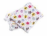 Детская постель Twins 3D Funny Stars 8 элементов, фото 4