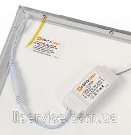 Драйвер 36Вт для панели LED-SH-600-20, исх.напр DC 75-130V 510mA, IP20, шт