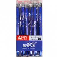 """Ручка """"пишет-стирает"""" автоматическая 3248 синяя"""