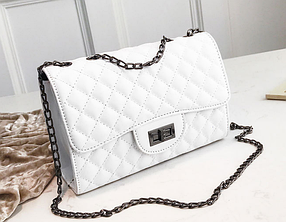 Женская сумочка - клатч в стиле Chanel
