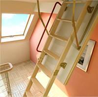 Лестница чердачная Факро (FAKRO) LTK Termo 60х120, фото 1
