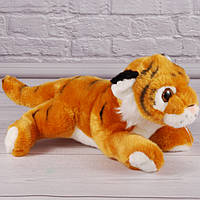 Мягкая игрушка Тигр, плюшевый тигр, игрушка тигренок 35 см