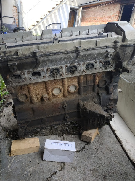 №82 Б/у двигатель 2.0 M50 для BMW 3 Series E36 E34 1991-1997