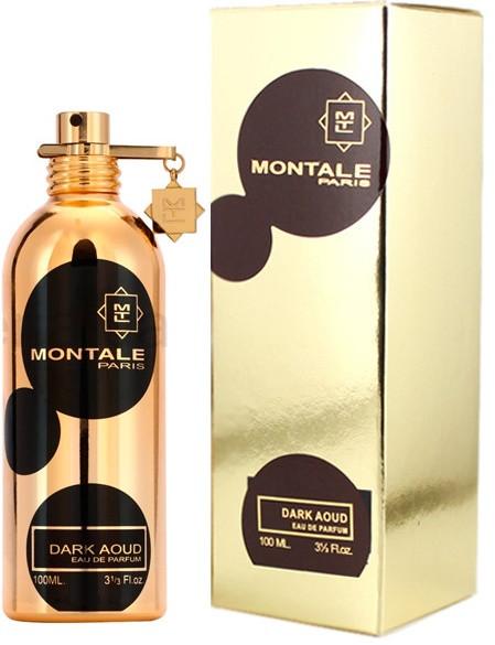 Лицензия Парфюмированная вода Montale Dark Aoud (Унисекс) 100 мл
