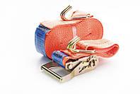 Ремень стяжной 2Т 12м х 50мм (упаковка - термоусадочная пленка) ТМ СИЛА