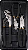 Набор губцевого инструмента в ложементе , 3 предмета  T28963
