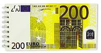 """Бумага для заметок на спирали """"Евро"""""""