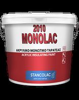 Краска Monolac 2010 гидроизоляционная эластичная 550% Stancolac 9 л.