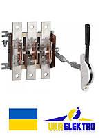 Разъединитель РЕ19-35-311400 250А трехполюсный переднего присоединения с боковым смещенным приводом