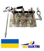 Разъединитель РЕ19-37-311400 400А трехполюсный переднего присоединения с боковым смещенным приводом