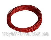 Подаючий тефлоновий канал (червоний) 2.0/4.0 (50 м. п)