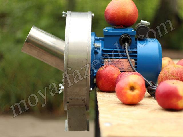 Терка електрична для яблук