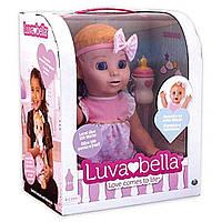 Інтерактивна Лялька пупс Luvabella