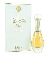 Женская парфюмированная вода Christian Dior Jadore L'Or 40 ml (Кристиан Диор Жадор Лёр)