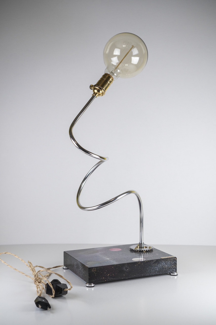 Настільна лампа Pride&Joy 02LС Space