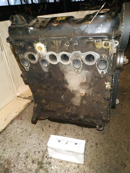 №70 Б/у двигатель 1,8 DS для Volkswagen Golf II 1984-1989