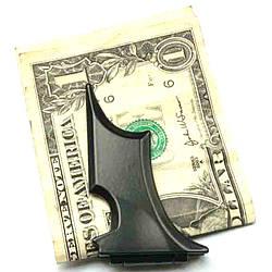 Зажим для денег Batman black (черный)