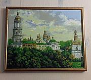 10% скидка на картины по номерам с украинскими пейзажами