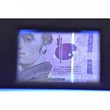 Ультрафиолетовый Детектор Валют, лампа для Денег от сетиUKC AD-2138, фото 6