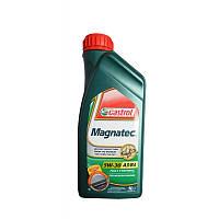 Масло моторное синтетика Castrol (кастрол)Magnatec A3/B4 5W-30 1л