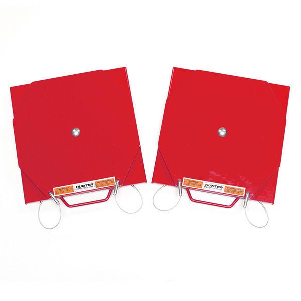 Круги поворотные для сход-развала (2 шт.) регулируемые 40-50мм