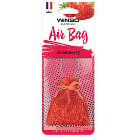 Ароматизатор Air Bag Strawberry (клубника) гранулы 20g Winso (530430)