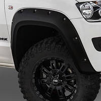 Расширители колесных арок на VW Amarok Bushwacker Pocket Style