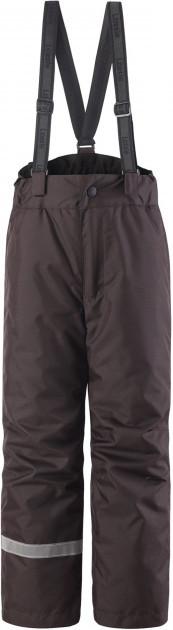 Зимние штаны на подтяжках для мальчиков Lassie by Reima Taila 722733.9-1960. Размеры 128 и 122.