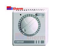 Комнатный механический датчик (термостат) для котла, конвектора CEWAL RQ 30