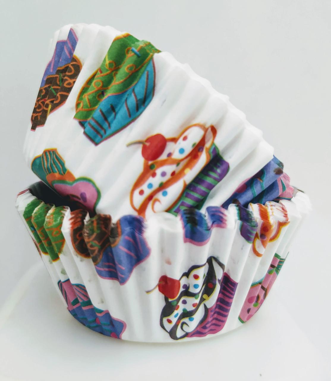Форма бумажная для кексов тарталетка 1000 шт.
