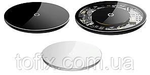 Беспроводное зарядное устройство Baseus Simple Quick Charge, BSWC-P10, оригинал