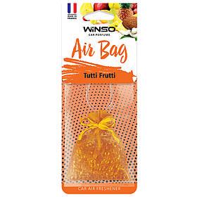Ароматизатор Air Bag Tutti Frutti гранулы 20g Winso (530450)