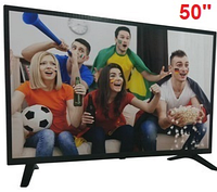 "Телевизор COMER 50"" Smart E50 DM1200 (Android 7.1 ) изогнутый"
