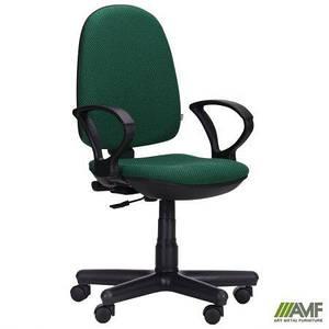 Кресло Меркурий 50/ АМФ-4 Квадро-35 (зеленое) от AMF