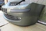 Бампер передний для Renault Modus, фото 2